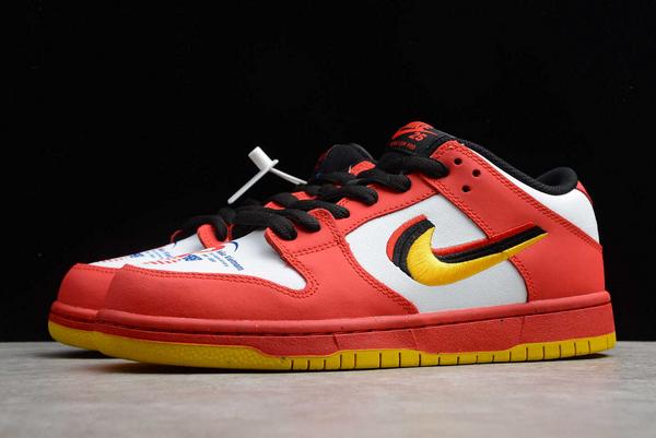 2020 New Nike SB Dunk Low Vietnam 25th Anniversary 309242-307-4