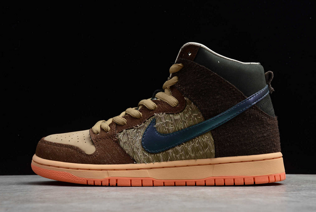 Concepts x Nike SB Dunk High Mallard On Sale DC6887-200
