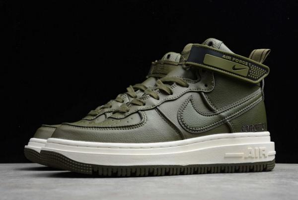 Nike Air Force 1 Gore-Tex Boot Medium Olive Restock CT2815-201-4