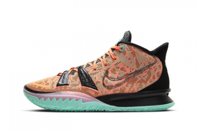 2021 Nike Kyrie 7 EP Play for the Future DD1446-800
