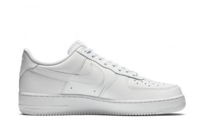 2021 Cheap Nike Air Force 1 07 Triple White For Sale CW2288-111 -1