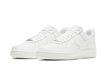 2021 Cheap Nike Air Force 1 07 Triple White For Sale CW2288-111 -2