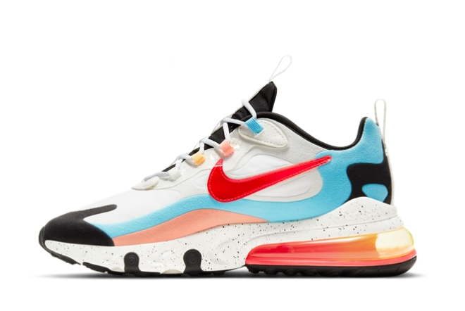 2021 Cheap Nike Air Max 270 React The Future is in the Air For Sale DD8498-161