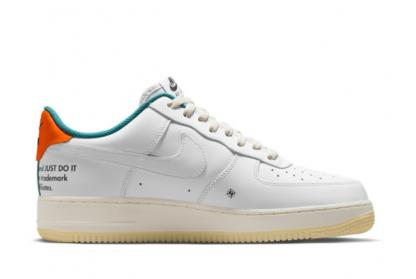 "2021 Latest Nike Air Force 1 '07 LE ""Starfish"" DM0970-111 On Sale-1"