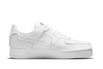 2021 Latest Nike Air Force 1/1 White White CV1758-100 On Sale-1