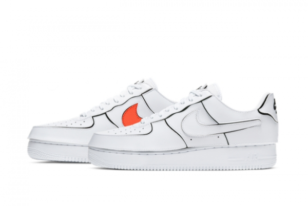 2021 New Nike Air Force 1/1 Cosmic Clay For Sale CZ5093-100