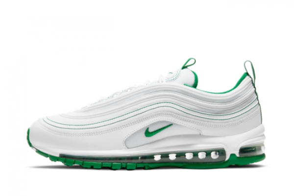 2021 New Nike Air Max 97 Pine Green For Sale DH0271-100