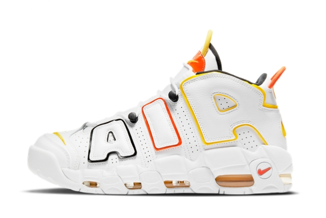 2021 New Nike Air More Uptempo Roswell Raygun DD9223-100 On Sale