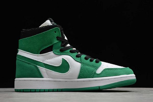 2021 New CT0978-300 Air Jordan 1 Zoom CMFT Stadium Green For Sale-1