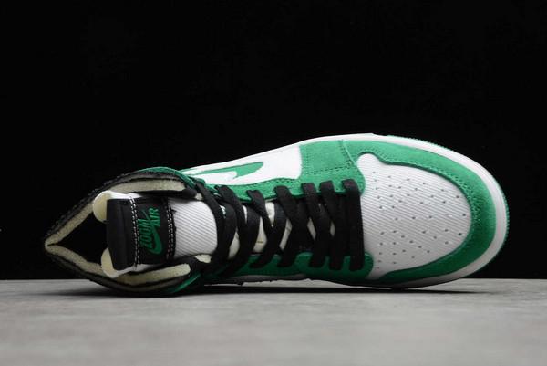 2021 New CT0978-300 Air Jordan 1 Zoom CMFT Stadium Green For Sale-3