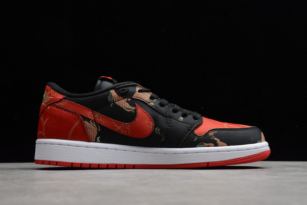 2021 New DD2233-001 Air Jordan 1 Low OG Chinese New Year For Sale-1