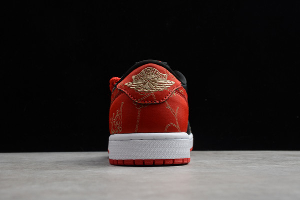 2021 New DD2233-001 Air Jordan 1 Low OG Chinese New Year For Sale-4