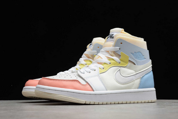 2021 New DJ6910-100 Air Jordan 1 Zoom CMFT To My First Coach For Sale-2