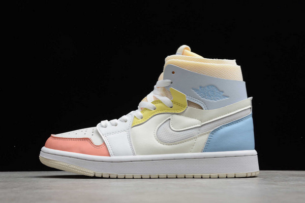 2021 New DJ6910-100 Air Jordan 1 Zoom CMFT To My First Coach For Sale