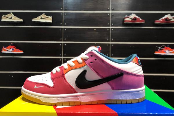 2021 Latest DH7695-100 Parra x Nike SB Dunk Low Multi-Color For Sale
