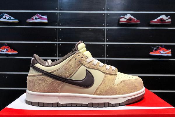 2021 Latest DH7913-200 Nike Dunk Low Retro PRM Cheetah For Sale