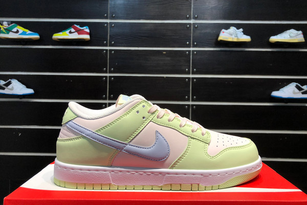 2021 New DD1503-600 Nike Dunk Low Lime Ice For Sale