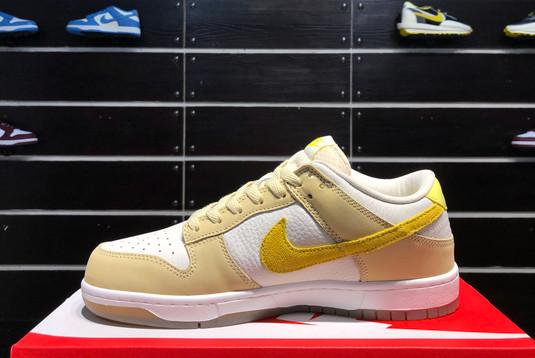 2021 Cheap DJ6902-700 Nike SB Dunk Low Lemon Drop-1