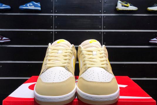 2021 Cheap DJ6902-700 Nike SB Dunk Low Lemon Drop-2