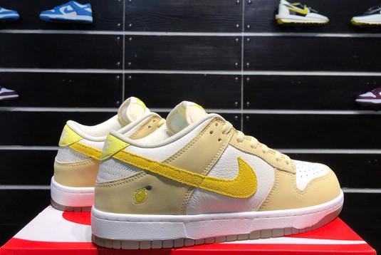 2021 Cheap DJ6902-700 Nike SB Dunk Low Lemon Drop-3