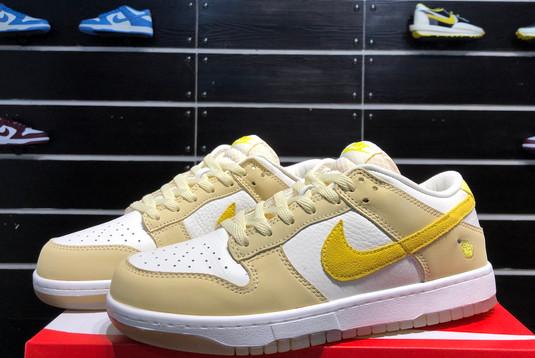 2021 Cheap DJ6902-700 Nike SB Dunk Low Lemon Drop-5