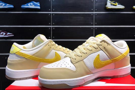 2021 Cheap DJ6902-700 Nike SB Dunk Low Lemon Drop-7