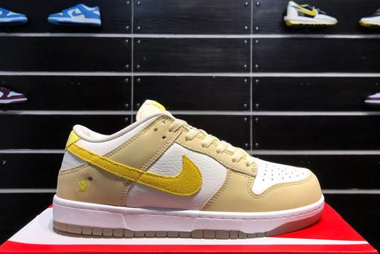 2021 Cheap DJ6902-700 Nike SB Dunk Low Lemon Drop