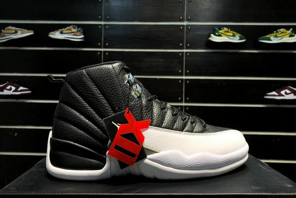 2021 Latest Air Jordan 12 Retro Playoffs 130690-001